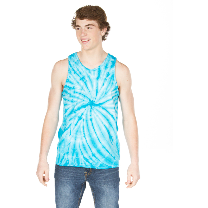 CYCLONE TIEDYE TANK TOP