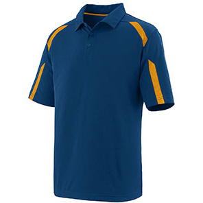 Adult Wicking Polyester Mesh Sport Shirt
