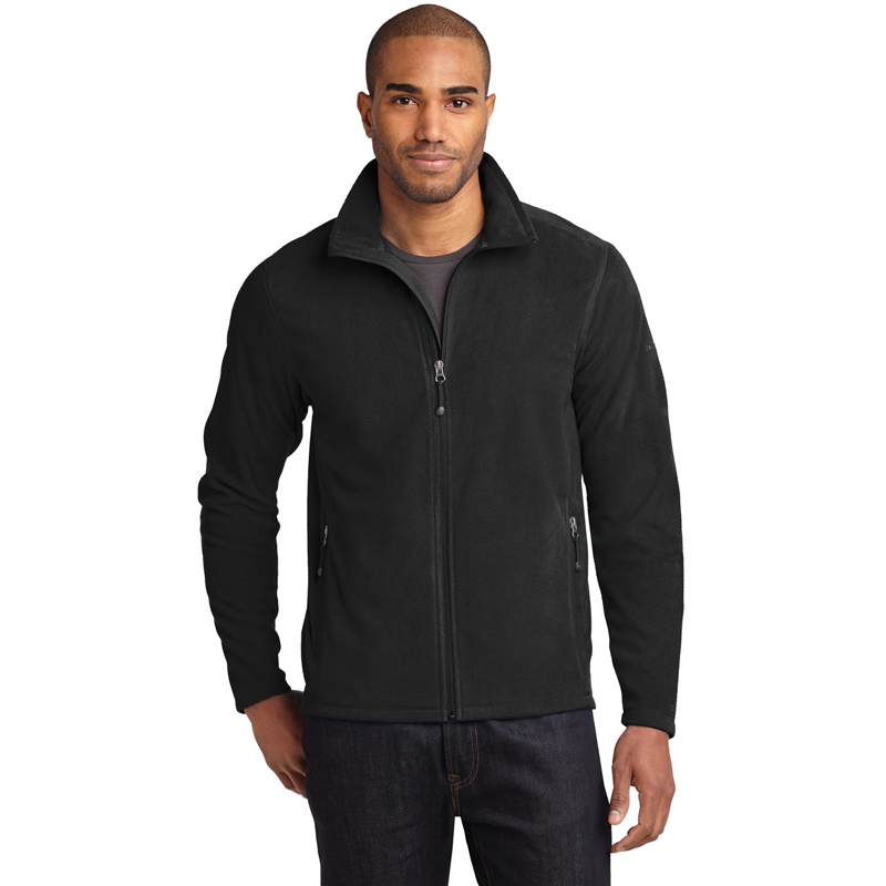 Eddie Bauer ®  Full-Zip Microfleece Jacket. EB224