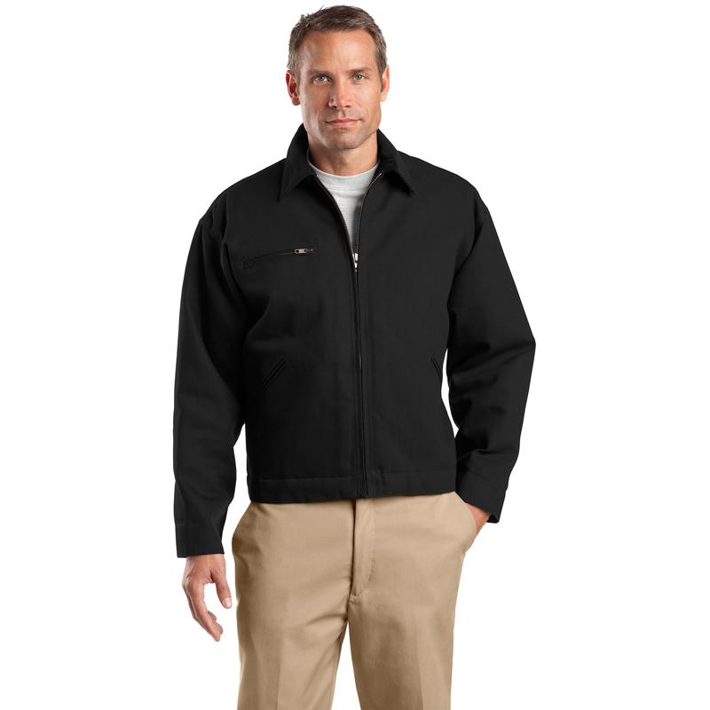 CornerStone ®  - Duck Cloth Work Jacket.  J763