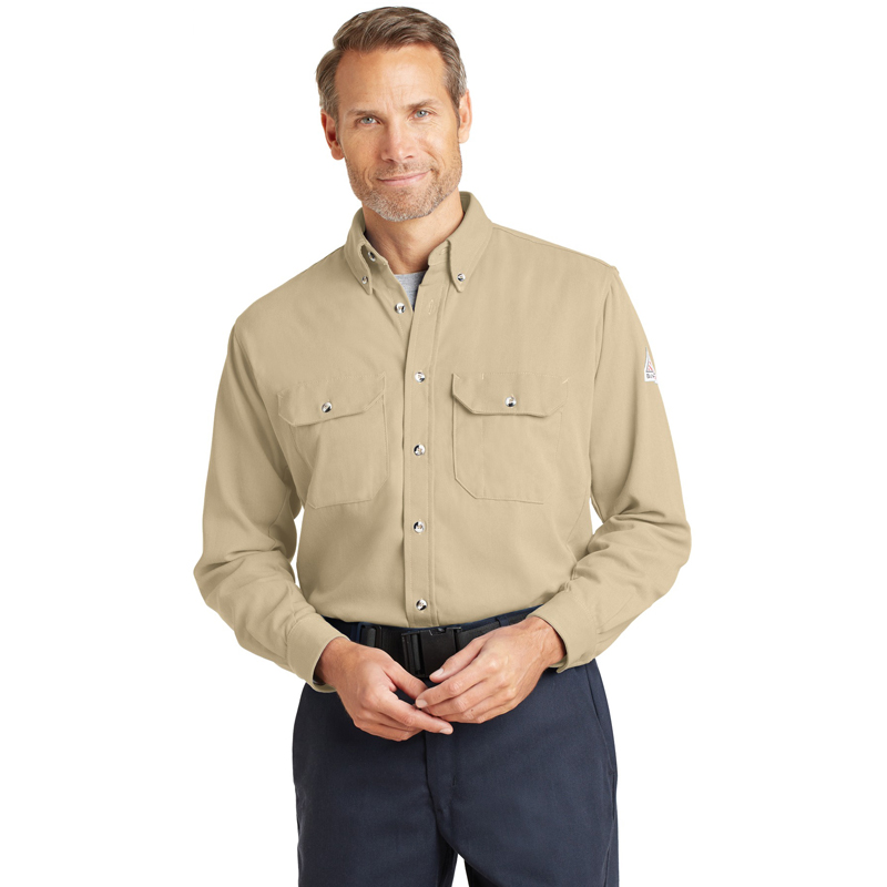 Bulwark ®  CoolTouch ® 2 Dress Uniform Shirt. SMU2