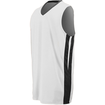 Adult Wicking Polyester Sleeveless Jersey