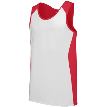 Adult Wicking Poly/Span Mesh Racerback Jersey