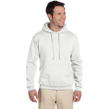 9.5 oz., 50/50 Super Sweats? NuBlend? Fleece Pullover Hood