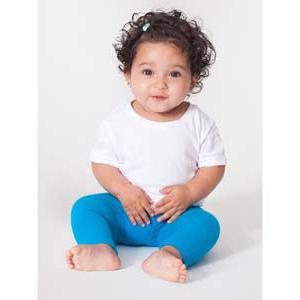 Infant Sheer Jersey Short Sleeve Tee