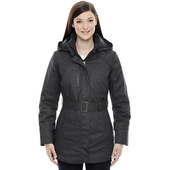 Ladies' Enroute Textured Insulated Jacket with Heat Reflect Technology