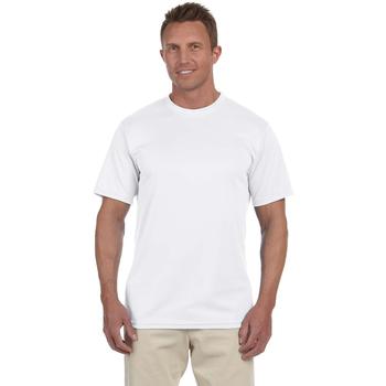 100% Polyester Moisture-Wicking Short-Sleeve T-Shirt