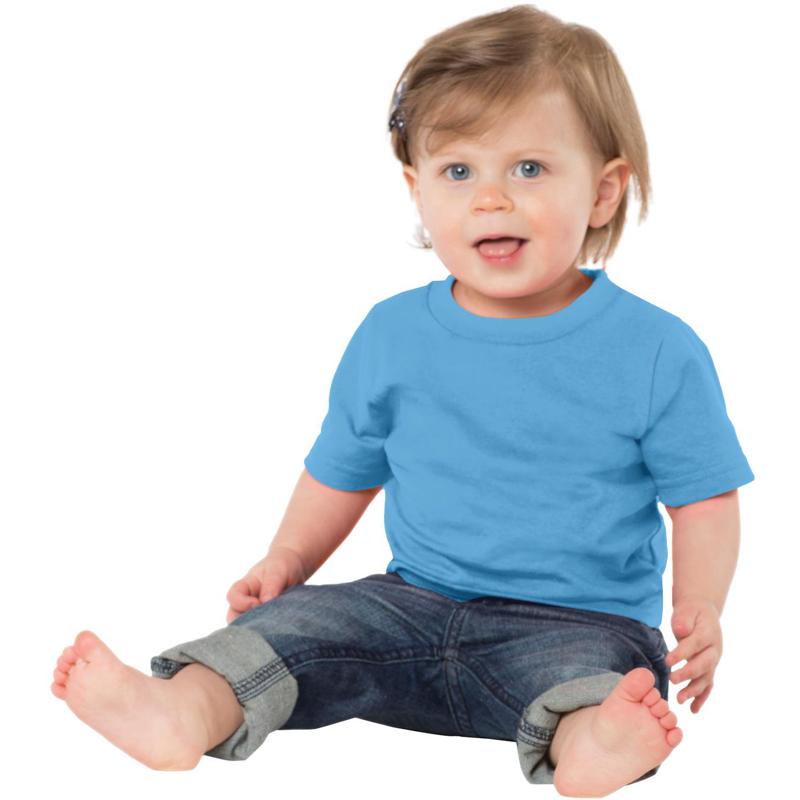 Precious Cargo ®  Infant 5.4-oz 100% Cotton T-Shirt. CAR54I