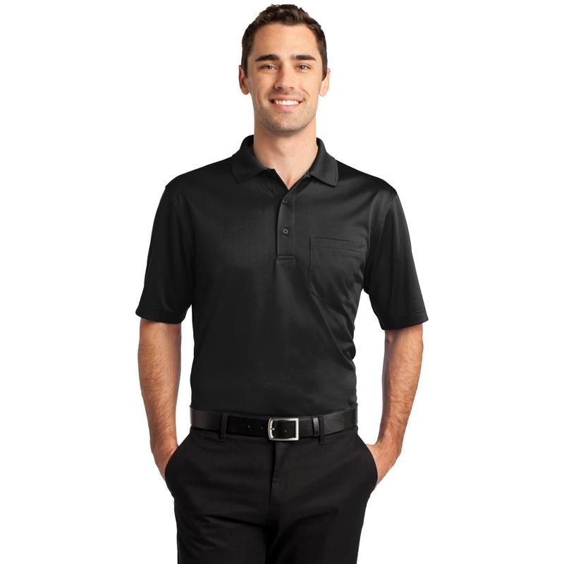 CornerStone ®  Select Snag-Proof Pocket Polo. CS412P