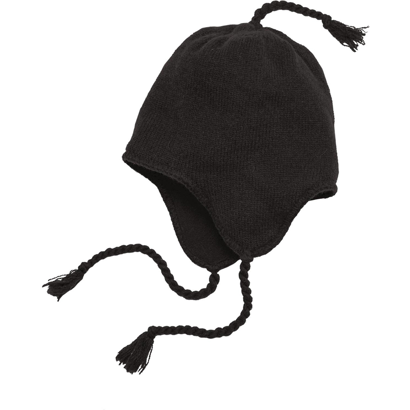 District ®  - Knit Hat with Ear Flaps.  DT604