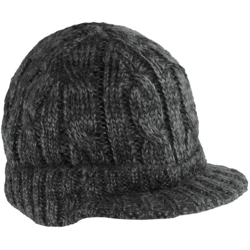 District ®  - Cabled Brimmed Hat. DT628