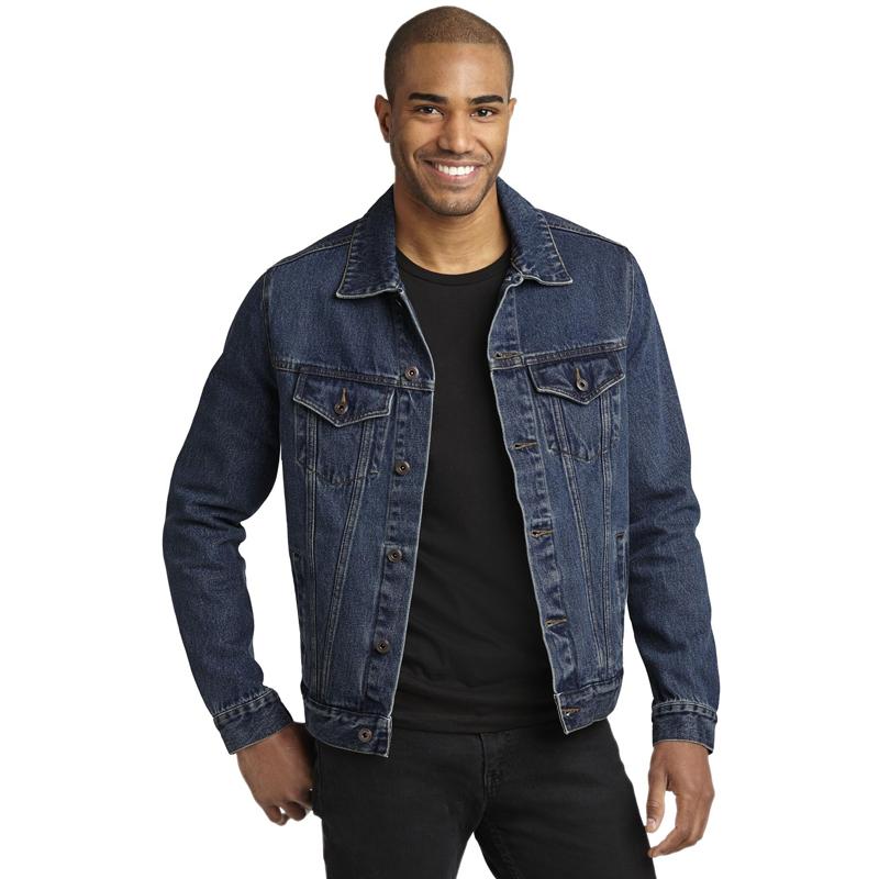 Port Authority ®  Denim Jacket. J7620