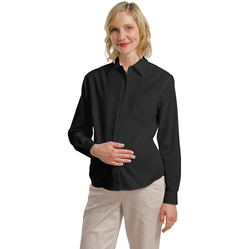 Port Authority ®  Maternity Long Sleeve Easy Care Shirt.  L608M