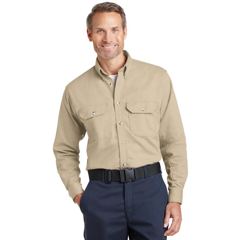 Bulwark ®  EXCEL FR ®  ComforTouch ®  Dress Uniform Shirt. SLU2