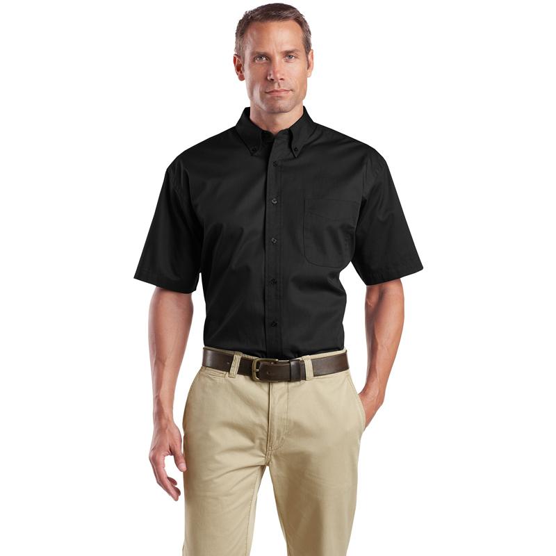 CornerStone ®  - Short Sleeve SuperPro ™  Twill Shirt. SP18