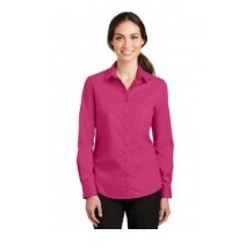LADIES TWILL DRESS SHIRTS