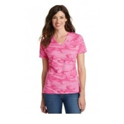 Ladies Camouflage T-Shirts